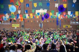 blog centro educacional pioneiro Festa junina foi so sucesso