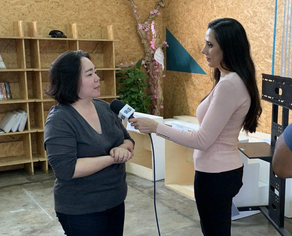 Akiko Fukuma é entrevistada sobre Educação Financeira