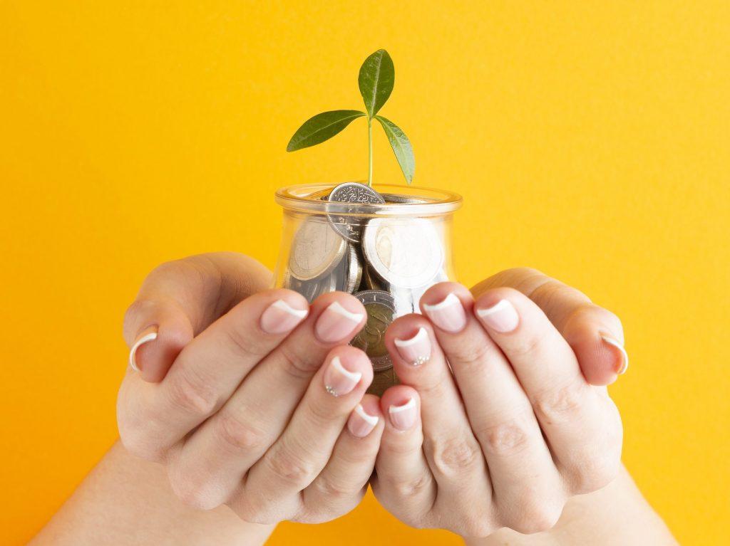 A Educação Financeira ensina como poupar de forma sustentável